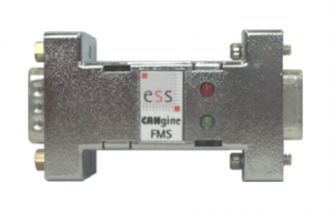 CANgine FMS Telematik von ESS Embedded Systems Solutions GmbH