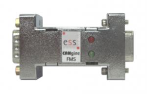 CANgine FMS Telematik von ESS Embedded Systems Solutions GmbH