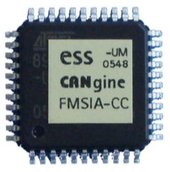 CANgine FMSIA-CC Telematik von ESS Embedded Systems Solutions GmbH