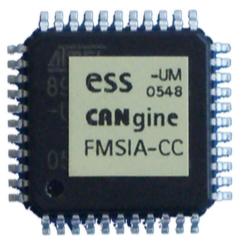 CANgine FMSIA-CC Telematik von ESS Embedded Systems Solutions GmbH