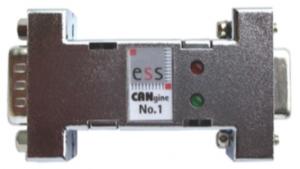 cangine-no-1 Protokollwandler von ESS Embedded Systems Solutions GmbH