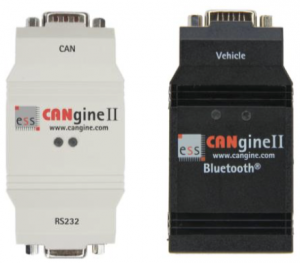 CANgineII und CANgineII Bluetooth