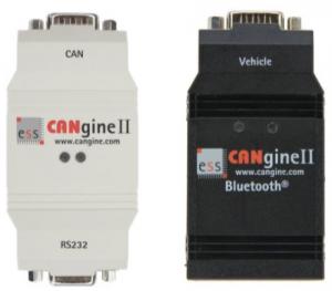 CANgineII und CANgineII Bluetooth