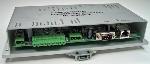 Motorcontroller Entwicklung von ESS Embedded Systems Solutions GmbH Elektronikentwicklung